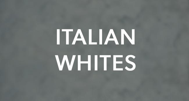 ITALIAN WHITES