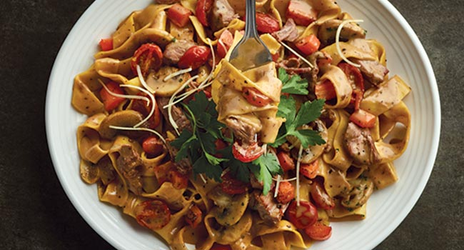 SHORT RIB PAPPARDELLE